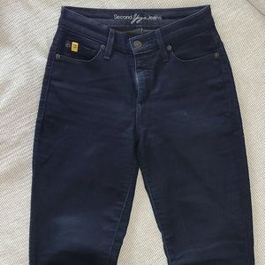 Second Yoga Jeans high rise skinny